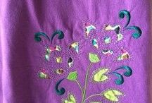 SSS - Machine Embroidery / Sassy Southern Sewing - Machine embroidery classes, led by Vanese Blackmar