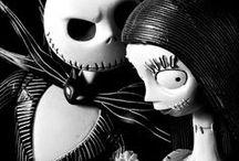 • MOVIES [Tim Burton] | Nightmare Before Christmas