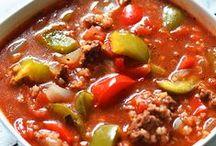 {Food ~ Crock It} / Delicious Recipes for the Crock Pot