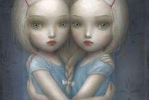 • ART . POP SURREALISM | Nicoletta Ceccoli