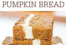 {Food ~ Pumpkin Desserts} / Pumpkin Desserts - Perfect for Fall