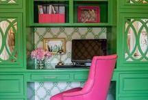 {Office | Craft Room}