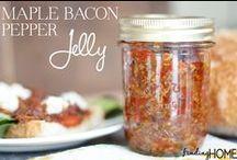 {Food ~ Jams|Jellies|Sauces|Spreads}