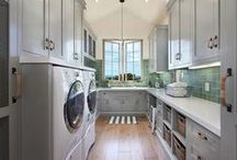 lux laundry / enviable laundry rooms