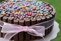 Dulces y más dulces