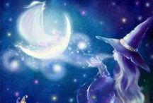 Moon Magick / by Ashaela Shiri