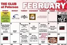 2013 Calendar of Events