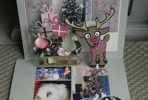 Pop Up Pages / Here are some examples of my Pop Up pages created using Lea France templates.