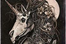 Bone and skull