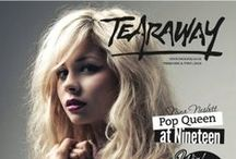 Tearaway Mag Covers