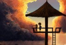 Pixel Art, Video Game Art, Animation, etc.  / by Joe
