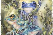 Frogs, Toads, and Other Amphibian Friends