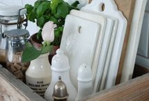 Kitchen Organising / Organising your kitchen spaces with these great storage ideas!