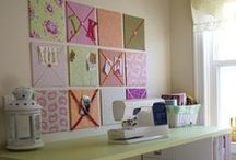Organising Craft Supplies / Some really great ways to organise your craft supplies