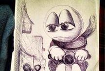 da fumettare by Alart82 / disegni, fumetti, illustrazioni di Alart