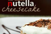 Favorite Nutella Recipes / Cookies, cheesecakes, cupcakes, pies, truffles, and other desserts made with Nutella. Board is opened for community sharing on 5/18/14. Leave a comment on my latest pin if you want an invite. Spammers will be booted and reported. DO NOT INVITE another pinner. Enjoy!