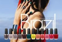 OPI BRAZIL COLLECTION / #OPI #BRAZIL #NAILPOLISH
