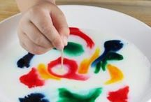 Kids Kitchen Science / Homemade fun things to make in the kitchen with the kiddos that is science related...go discover! / by Trishalee Catz
