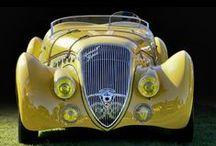 yellow cars / Οχήματα σε αποχρώσεις του κίτρινου