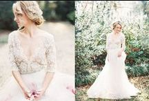 Wedding - The Dress / Wedding - dresses for inspiration
