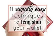 Feng Shui / Balancing energy of any given space.