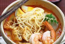 Asian soups / Soups