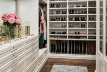 Great Wardrobe Organising / Storage for clothes to shoes & jewelry