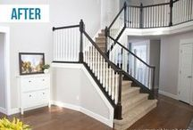 Grand Staircases / Inspiration for your staircase!