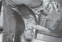 The Cobains / Kurt Donald and Frances Bean                   COBAIN