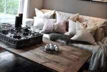 Living Room/Lounge Room Inspiration / Great inspiration on decorating your living room/lounge room!
