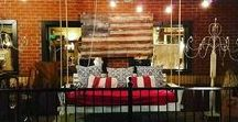 In-Store Photos / Great pieces by local artists, craftsmen, collectors, all centrally located at American Redemption, 300 Peachtree Industrial Boulevard, Suwanee, GA 30024 www.AmericanRedemption.US