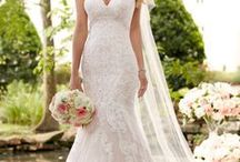 Wedding Dresses / Beautiful Wedding Dresses for the Bride and Bridal party.