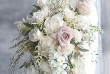 Wedding - Flowers / Get some ideas from these beautiful Wedding Bouquets.
