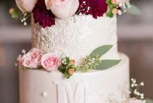 Wedding - Cakes / So many designs - lots of ideas for your Wedding Cake!