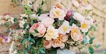 Spring Bridal Bouquet Inspiration