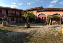Le Rouge Flamand / Art farm near Castelfranco Veneto. Our guests can stay in a really special place, nature, art and a magic land. They have a large private betroom with private bathroom. Breakfast included, you can dinner on reservation