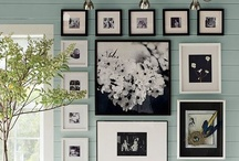 collage walls