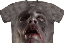 Big Face Fantasy T-Shirt / Amazing supernatural shirts from witches, zombies, to pirates. Great for Halloween fans and even greater for fans of the supernatural and unknown.
