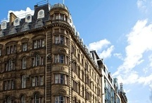 The Old Waverley, Edinburgh / The Old Waverley Hotel in Edinburgh city centre is ideally located on Princes Street. Our 3 star Edinburgh hotel offers fantastic accommodation suited to a range of budgets, for leisure and corporate guests alike. / by The Edinburgh Collection