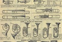Instruments à vent - Wind instruments