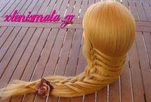 Hair tutorials / Χτενίσματα