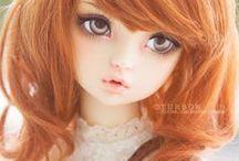 Breathtaking BJD Ball Jointed Dolls / Beautiful BJD found around the web