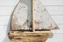 Create in driftwood