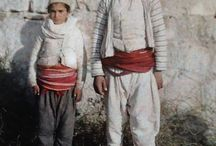 Albanian autochromes / The first colour photographs of Albania