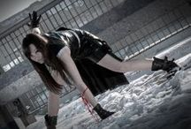 Cosplay Girls  / Cosplay is my second favourite hobby~ Aside from the Maid Cafe of course!
