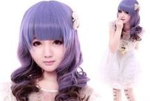Cosplay Wigs / Cosplay Wig Collection