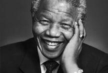 Nelson Mandela / 'n Huldeblyk aan Nelson Mandela: 18 Julie 1918 - 5 Desember 2013.