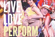 Broadway Quotes & Fun / Broadway words of wisdom, favorite lyrics and a good laugh or two.