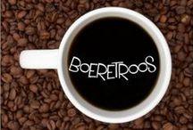 Koffie / 'n Koppie boeretroos / Begin die dag lekke ...
