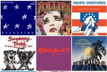 Celebration Inspiration / Use these collages as a springboard for your own Broadway-inspired celebration!
